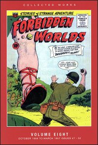 FORBIDDEN WORLDS Volume 8