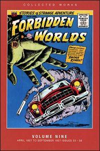 FORBIDDEN WORLDS Volume 9