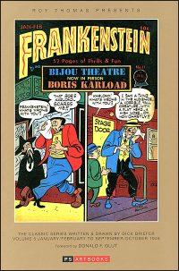 ROY THOMAS PRESENTS FRANKENSTEIN Volume 5