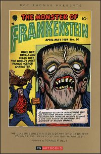 ROY THOMAS PRESENTS FRANKENSTEIN Volume 8