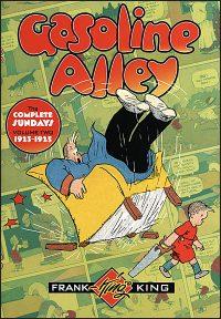 GASOLINE ALLEY Complete Sundays Volume 2