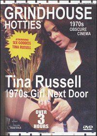 GRINDHOUSE HOTTIES Tina Russell 1970s Girl Next Door DVD
