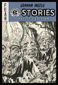 GRAHAM INGELS EC STORIES Artist's Edition