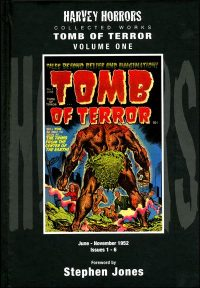 HARVEY HORRORS TOMB OF TERROR Volume 1 Hardcover
