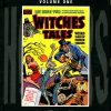 HARVEY HORRORS WITCHES TALES Volume 1 Hardcover-0
