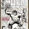 HERB TRIMPE'S THE INCREDIBLE HULK Artist's Edition-0