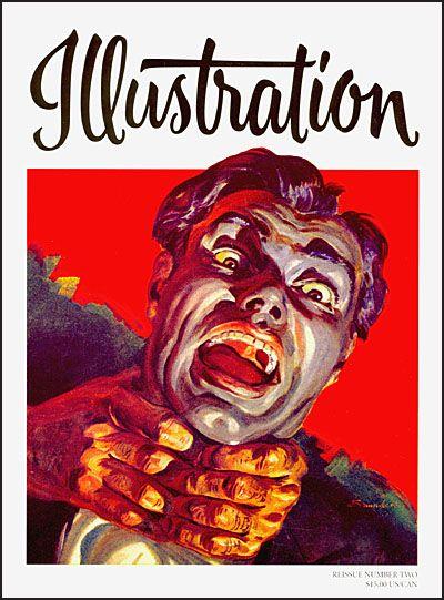 ILLUSTRATION MAGAZINE #2-0