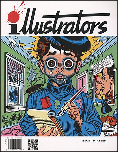 ILLUSTRATORS QUARTERLY #13-0