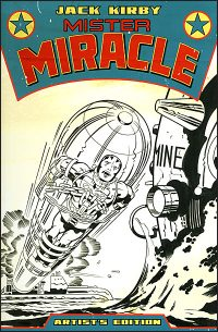 JACK KIRBY'S MISTER MIRACLE Artist's Edition