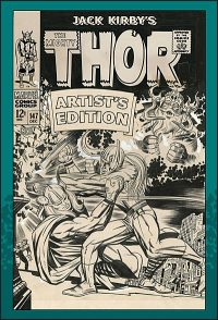 JACK KIRBY'S MIGHTY THOR Artist's Edition