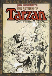 JOE KUBERT'S The Return of Tarzan Artist's Edition #2