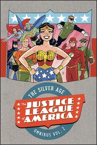 JUSTICE LEAGUE OF AMERICA Omnibus Volume 2