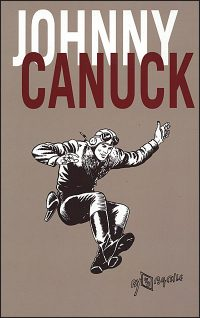 JOHNNY CANUCK Signed