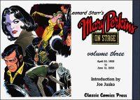 LEONARD STARR'S MARY PERKINS ON STAGE Volume 3