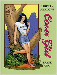 LIBERTY MEADOWS: Cover Girl Signed
