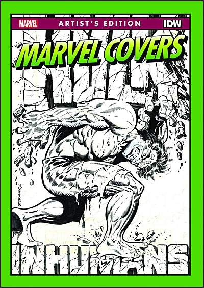 MARVEL COVERS Artist's Edition 2nd Printing