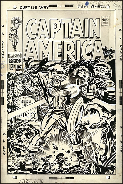 MARVEL COVERS Artist's Edition -3317