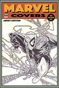 MARVEL COVERS MODERN ERA Artist's Edition Todd McFarlane Cover