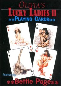 OLIVIA'S LUCKY LADIES II Playing Cards