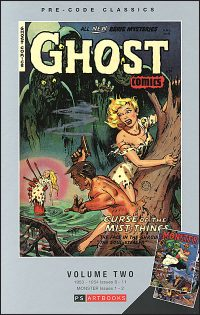 PRE-CODE CLASSICS GHOST COMICS Volume 2