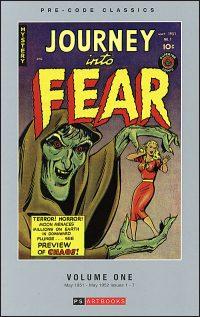 PRE-CODE CLASSICS JOURNEY INTO FEAR Volume 1