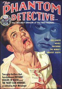 THE PHANTOM DETECTIVE Volume 2