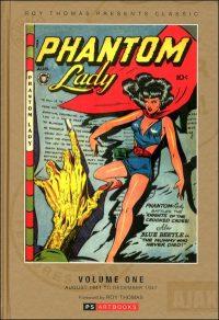 PHANTOM LADY Volume 1 Hardcover