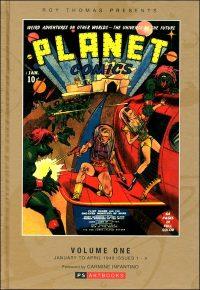 PLANET COMICS Volume 1 Hardcover
