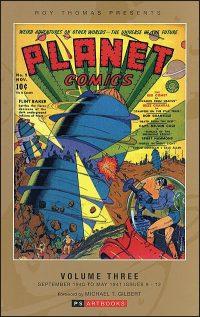PLANET COMICS Volume 3 Hardcover