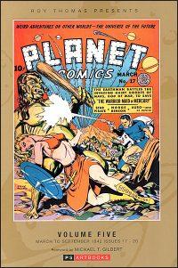 PLANET COMICS Volume 5