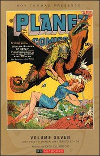 PLANET COMICS Volume 7 Hardcover