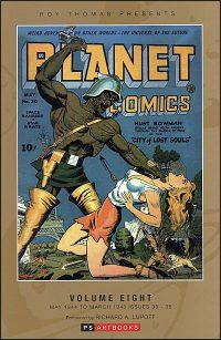 PLANET COMICS Volume 8