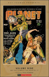 PLANET COMICS Volume 9