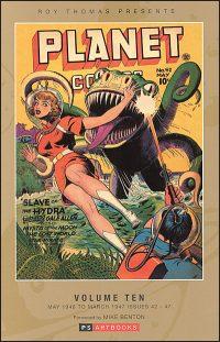 PLANET COMICS Volume 10