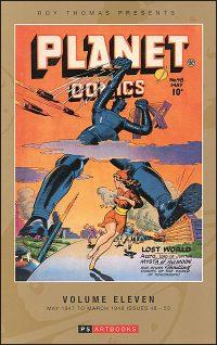 PLANET COMICS Volume 11