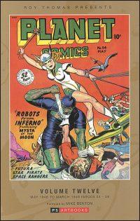 PLANET COMICS Volume 12