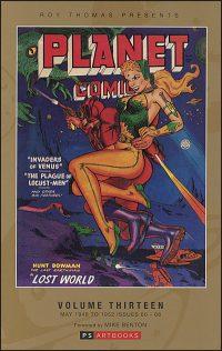 PLANET COMICS Volume 13