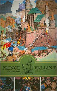 PRINCE VALIANT Volume 2
