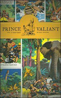 PRINCE VALIANT Volume 3