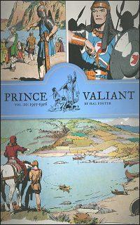 PRINCE VALIANT Volume 10