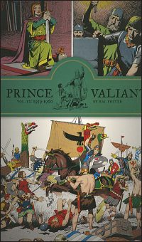 PRINCE VALIANT Volume 12