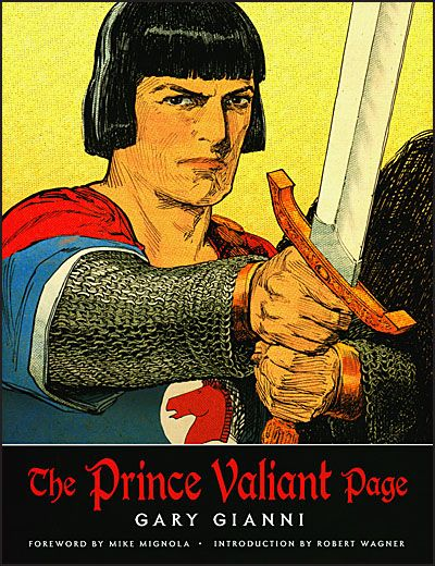 THE PRINCE VALIANT PAGE-0