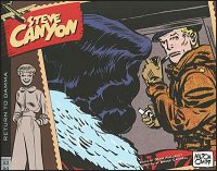 STEVE CANYON Volume 4 1953-54