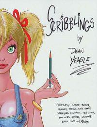 SCRIBBLINGS #1 Signed
