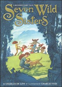 SEVEN WILD SISTERS Hardcover