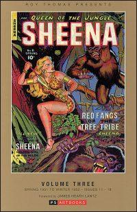 SHEENA QUEEN OF THE JUNGLE Volume 3