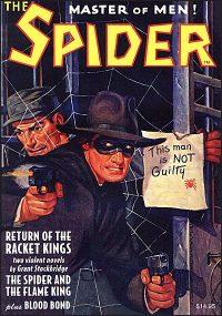 THE SPIDER MASTER OF MEN Volume 3