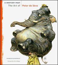 A SKETCHY PAST The Art of Peter de Sève Signed