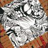 STERANKO NICK FURY AGENT OF S.H.I.E.L.D. Artist's Edition-0
