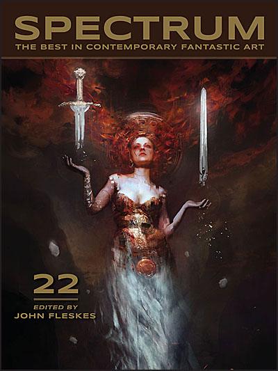 SPECTRUM Volume 22 Hardcover-0